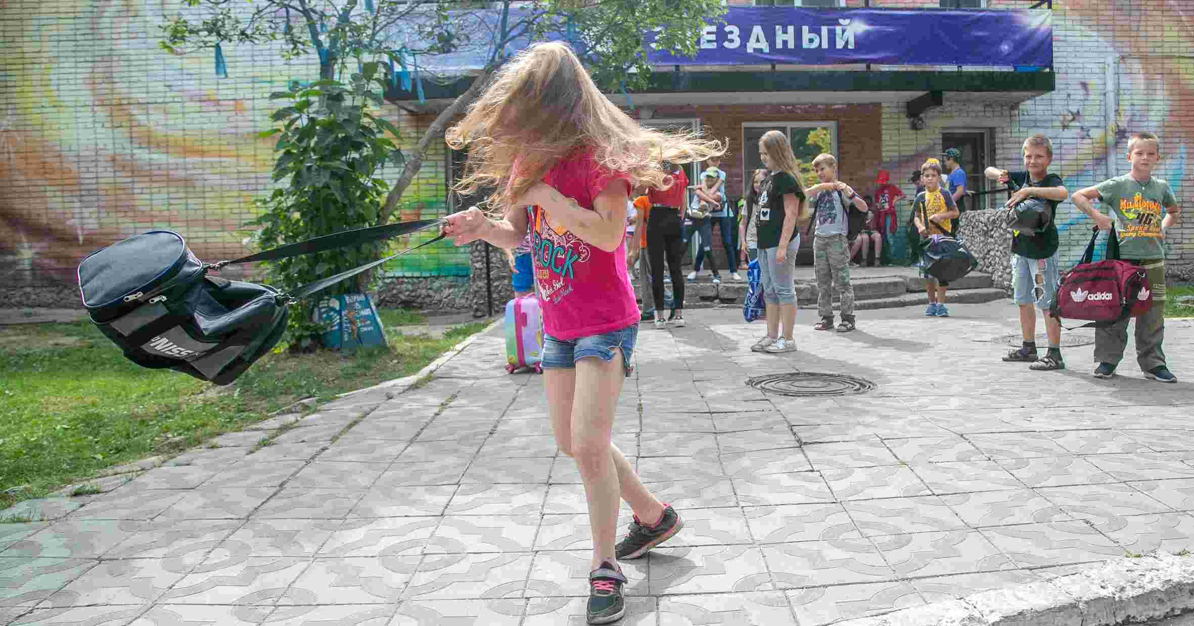 Новосибирская область потратит на приобретение путёвок детям в летние лагеря 165 миллионов рублей