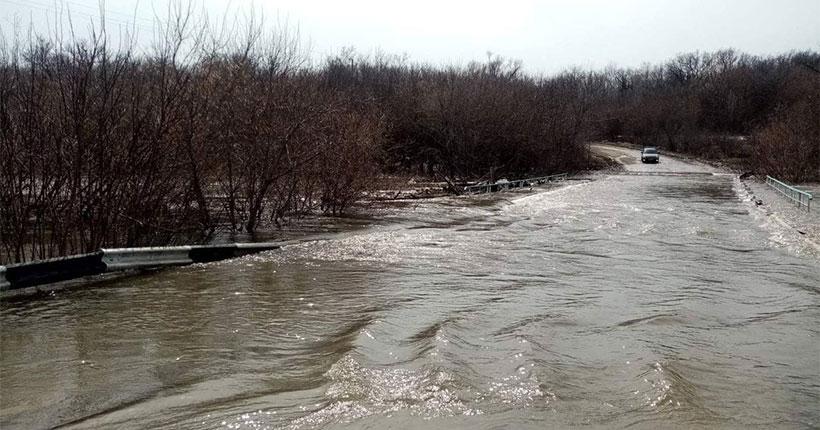 В МЧС предупредили о рисках серьёзного подтопления одного из населённых пунктов Новосибирской области