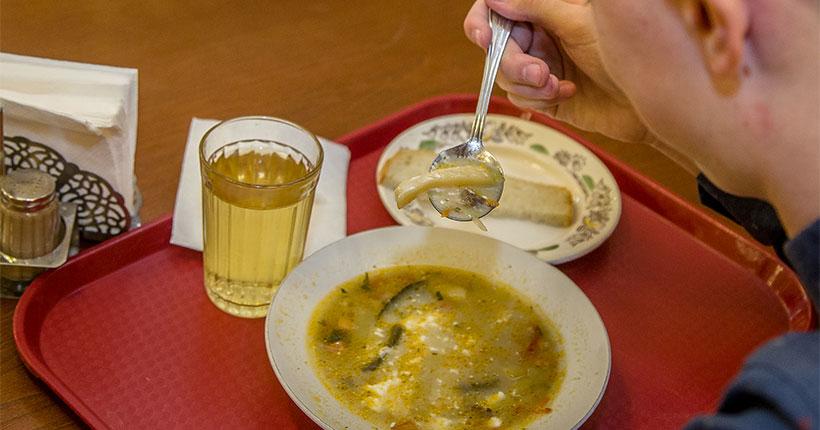 Как в Новосибирской области родители смогут контролировать организацию питания в школах