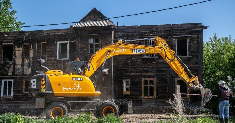 В Новосибирской области в этом году расселят 45 тысяч «квадратов» ветхого жилья