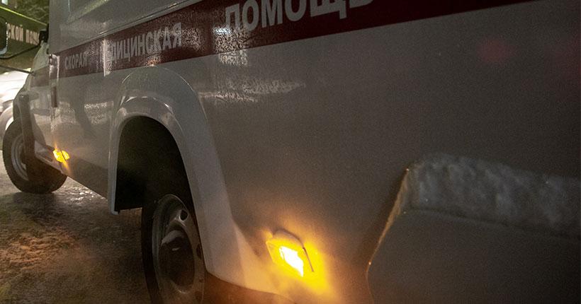 Из-за грязной дороги скорая не смогла вовремя приехать к 9-месячной девочке в Новосибирской области