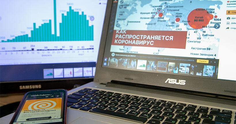 В оперативном штабе рассказали, сколько человек в Новосибирской области заболели коронавирусом