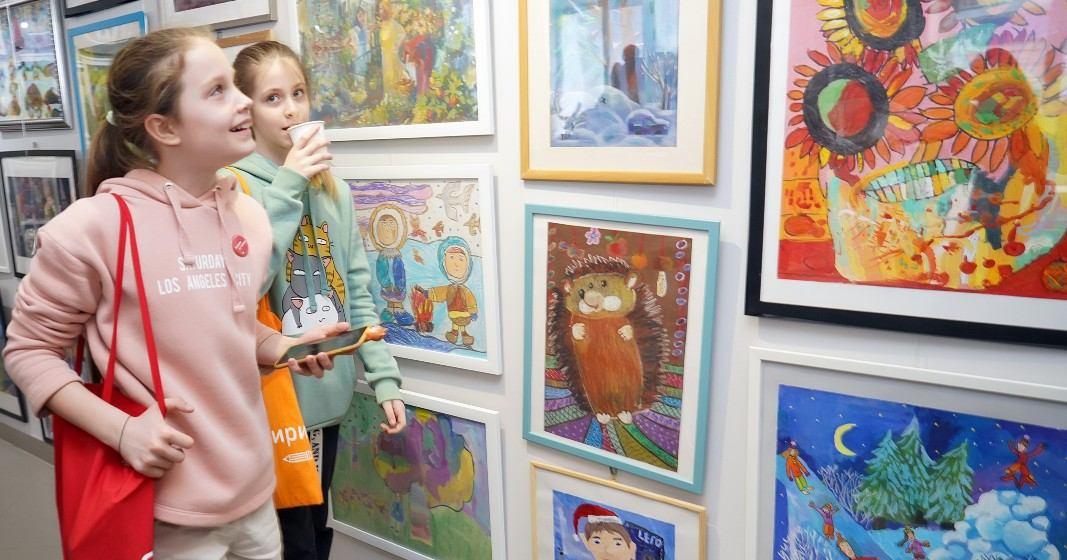 В Новосибирске подвели итоги конкурса изобразительного искусства для детей и подростков «Я родом из Сибири»
