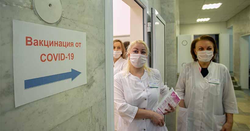 Две новые партии вакцины против коронавируса поступили на территорию Новосибирской области