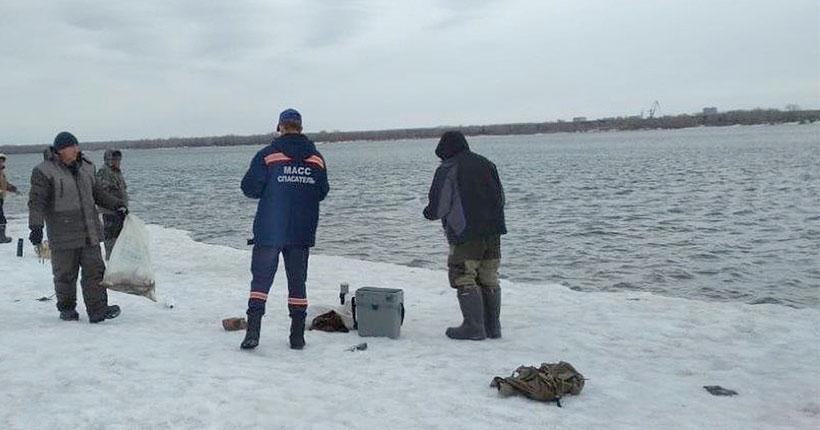 Спасатели предупредили о внезапном повышении уровня воды в реке Оби