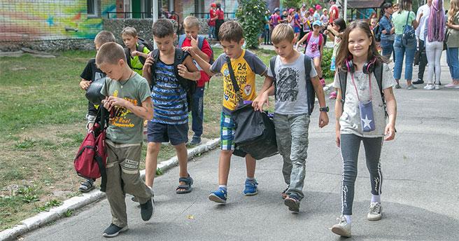 В Новосибирской области будет проведена прямая линия по вопросам детского отдыха на летних каникулах