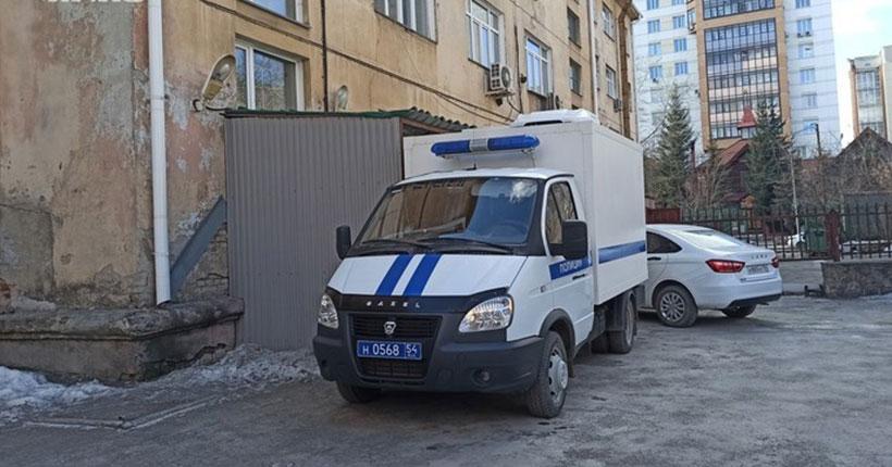 В Новосибирске во время попытки к бегству был убит арестованный