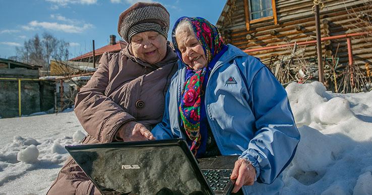 «Ростелеком» обеспечил интернетом деревню Алексеевка Новосибирской области