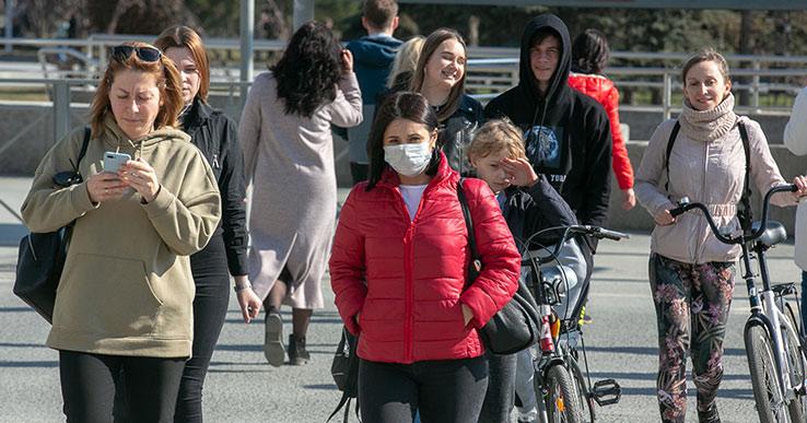 Ещё 74 человека заболели коронавирусом в Новосибирской области