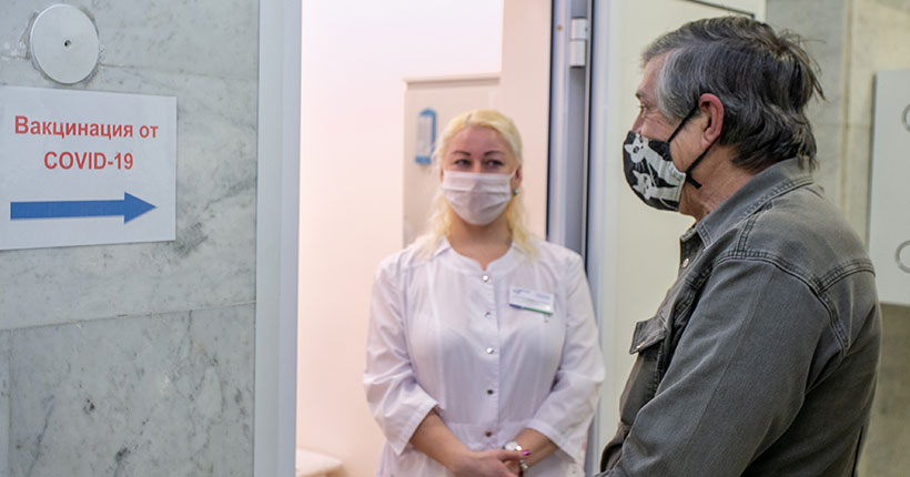 Ещё более 6 тысяч доз вакцины «Спутник V» поступило в Новосибирскую область
