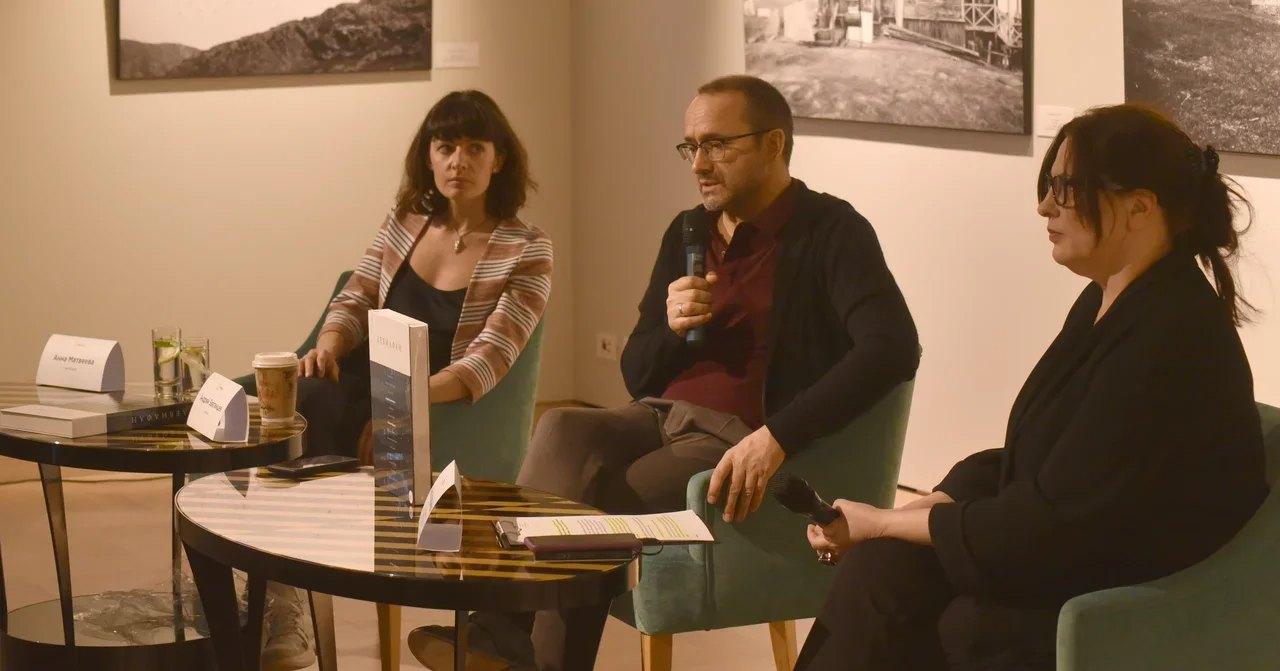Режиссёр Андрей Звягинцев почти три часа отвечал на вопросы зрителей в новосибирском киноцентре «Победа»