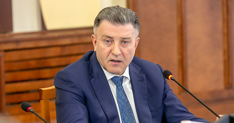 Спикер заксобрания Новосибирской области Андрей Шимкив прокомментировал послание Президента России