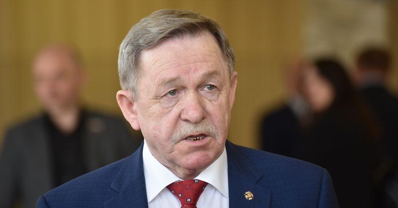 Владимир Карпов: «За полтора часа вложить в послание всю необходимую тематику невозможно»