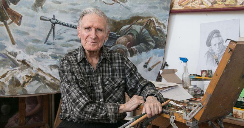 Заксобрание предлагает присвоить художнику Вениамину Чебанову звание «Почётный гражданин Новосибирской области»