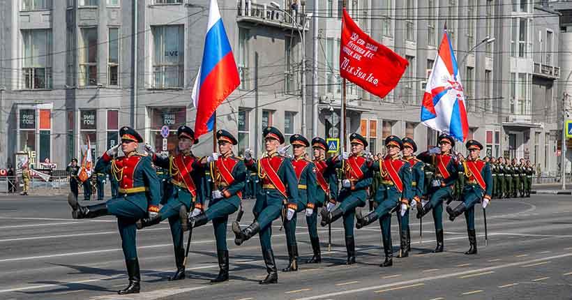 Стало известно, пустят ли новосибирцев посмотреть парад Победы
