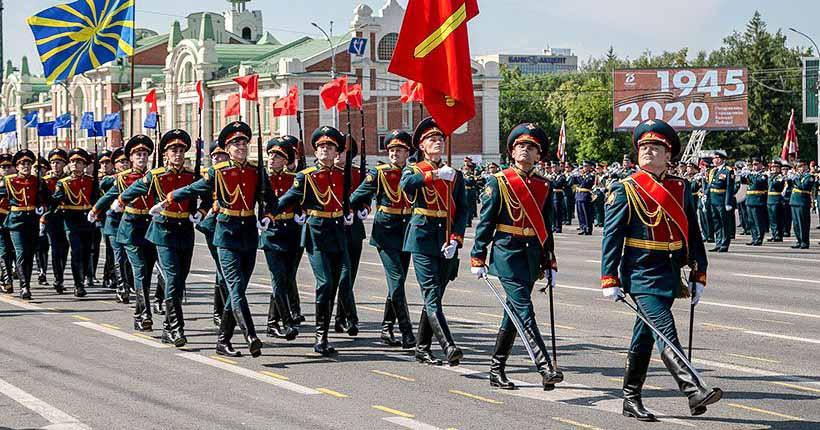 Как Новосибирск отметит День Победы — программа празднования