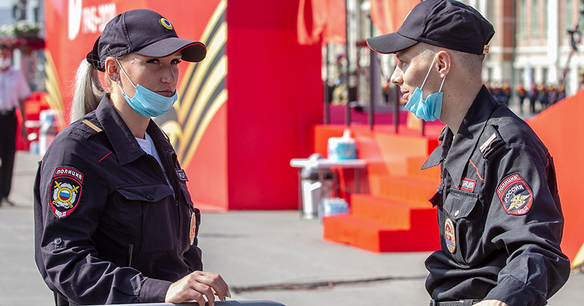 На парад Победы 9 мая пустят только привитых от коронавируса новосибирцев