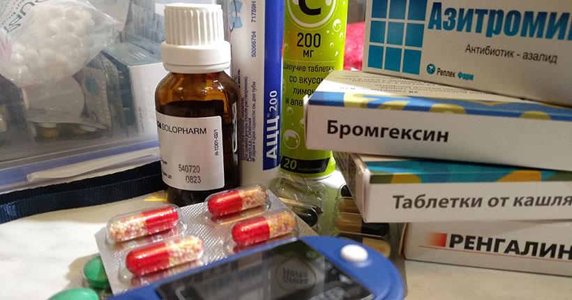 В Новосибирской области превышен эпидпорог ОРВИ