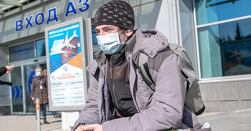 Все новосибирцы, прибывающие из-за рубежа, должны будут проходить тестирование на COVID-19 дважды