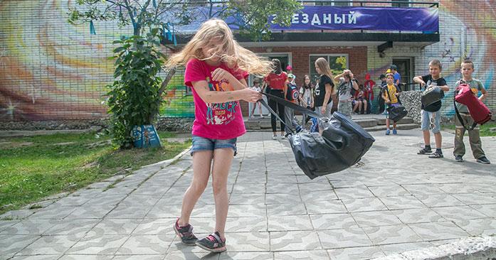 Новосибирцы смогут вернуть половину стоимости путёвки за поездку детей в летний лагерь
