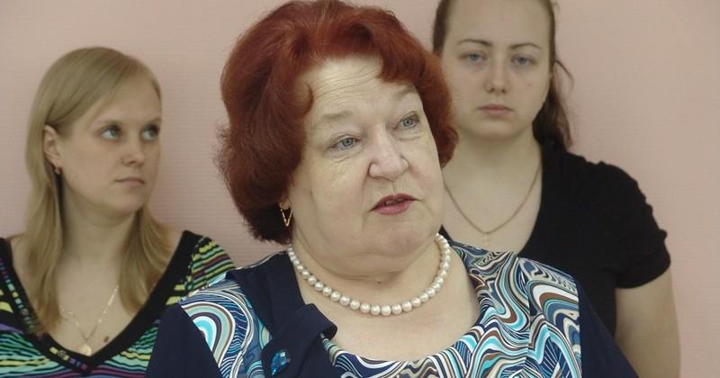 Ушла из жизни Ольга Константиновна Кавцевич, историк-архивист, заслуженный работник культуры РФ, директор Государственного архива НСО