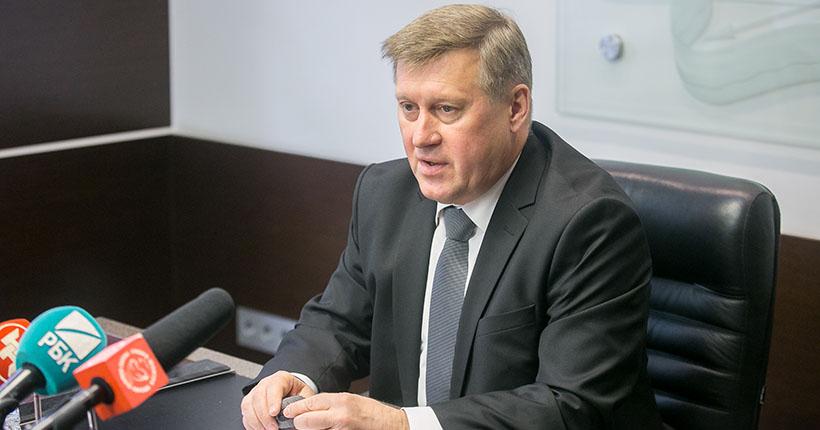 «Такова погода»: мэр объяснил высокий уровень загрязнения воздуха в Новосибирске