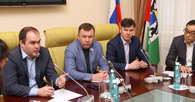 Заксобрание НСО попросит 250 миллионов рублей на благоустройство Новосибирска из областного бюджета