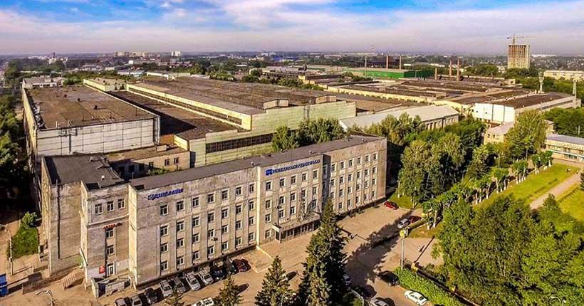 В Новосибирске на заводе «Тяжстанкогидропресс» проводятся обыски