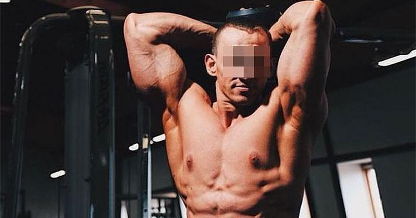 Известный фитнес-тренер приехал в Новосибирск выяснять отношения с бывшей женой с помощью ножа