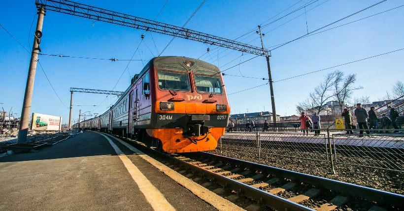 В Новосибирской области стартует первый этап проекта «Городская электричка»