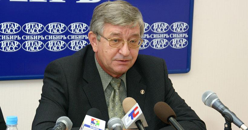 Ушёл из жизни бывший председатель Новосибирского областного Совета депутатов Алексей Беспаликов