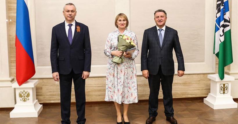 Выдающиеся жители Новосибирской области получили государственные награды