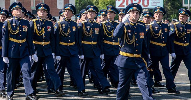 В Новосибирске во время подготовки и проведения парада Победы перекроют улицы