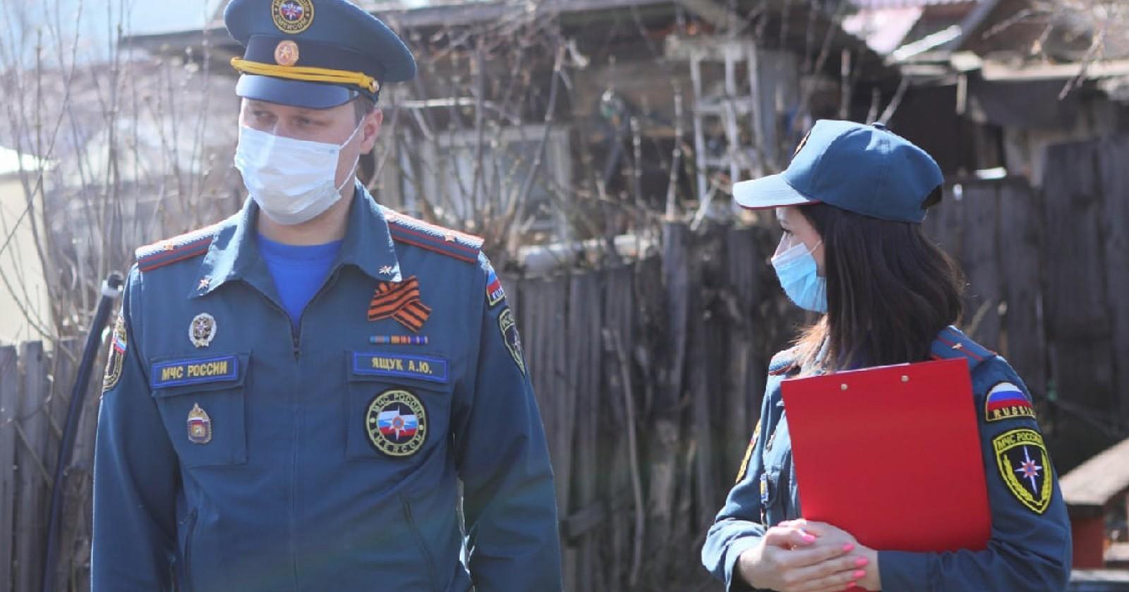 В Новосибирской области проводятся рейды в дачных обществах