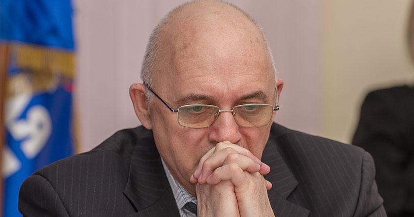 Ушёл из жизни экс-министр социального развития Новосибирской области Сергей Пыхтин