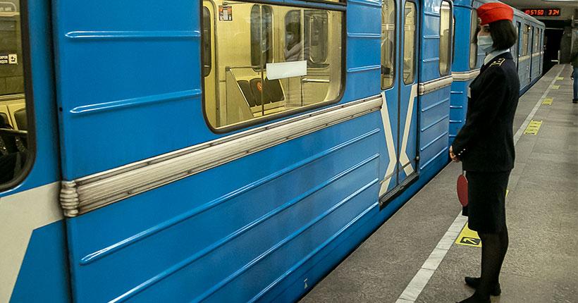 В Новосибирском метрополитене проверят соблюдение масочного режима