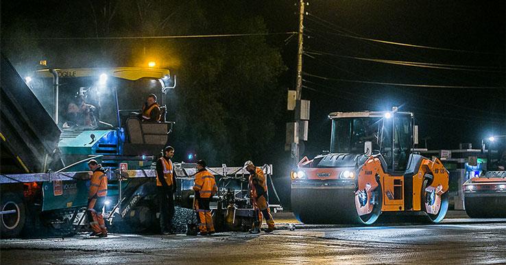 Мэр Новосибирска заявил о точке невозврата в отношении состояния городских дорог