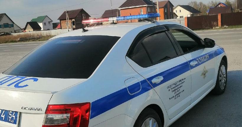 Житель Новосибирска спас друга ценой лишения прав на вождение автомобиля
