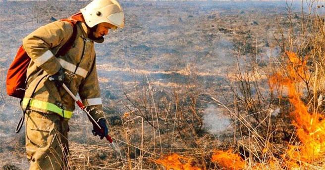 Экстренное предупреждение: на территории Новосибирской области ожидается чрезвычайно высокая пожароопасность