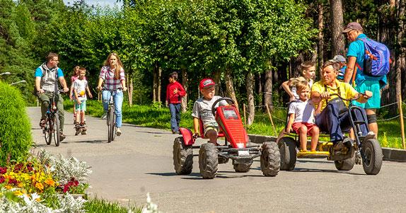 Жителей Новосибирска в ближайшие выходные порадует летняя жара