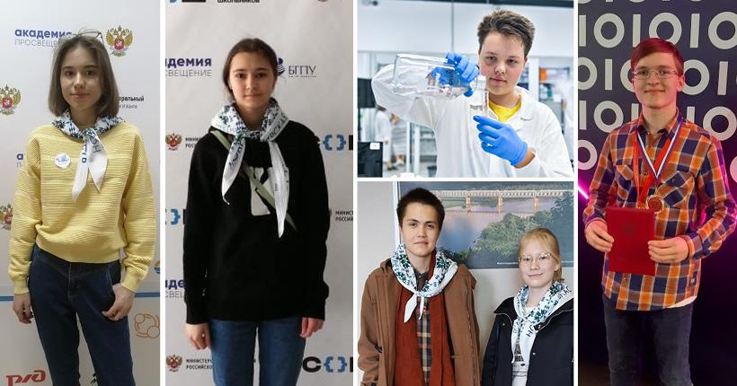 Победителями и призёрами заключительного этапа Всероссийской олимпиады школьников стали 55 учащихся из Новосибирска