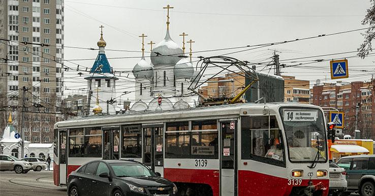 В Новосибирске закрывают два трамвайных маршрута на правом берегу