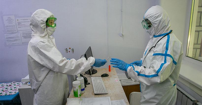 Оперативный штаб сообщил о количестве заболевших COVID-19  за сутки
