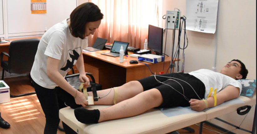 В Новосибирской области начала действовать система тестирования детей по предрасположенности к видам спорта