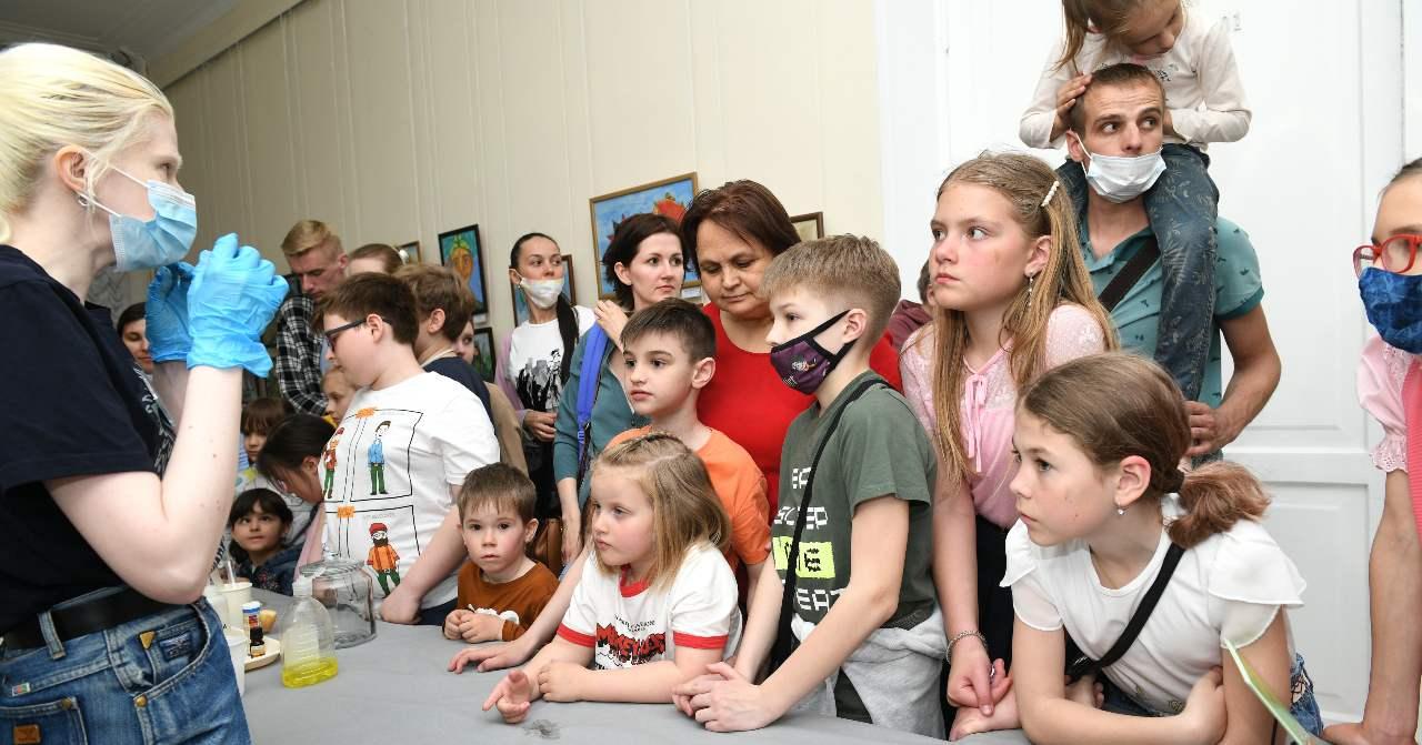 Бесплатное посещение и арт-квиз предлагает детям 1 июня Художественный музей