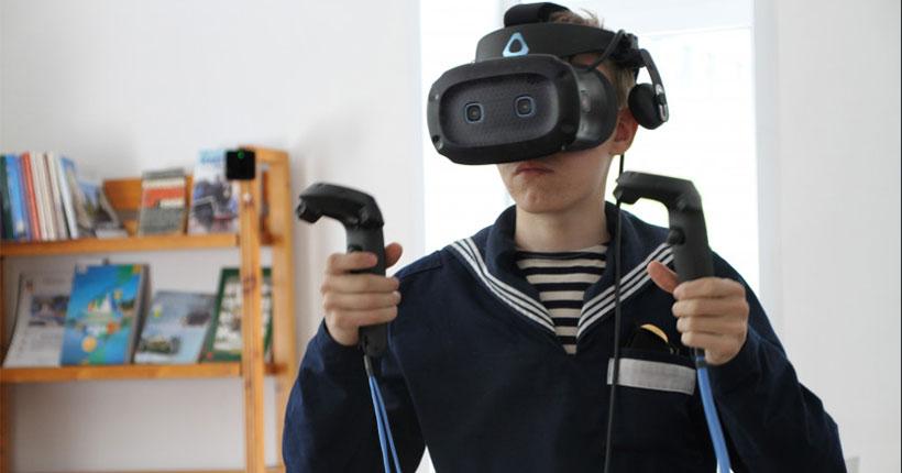 Что можно увидеть в первом в Сибири музее виртуальной реальности, рассказали новосибирцам
