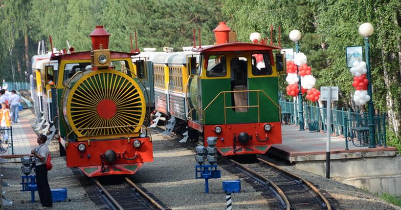 Детская железная дорога и бесплатный зоопарк: куда пойти 1 июня в Новосибирске