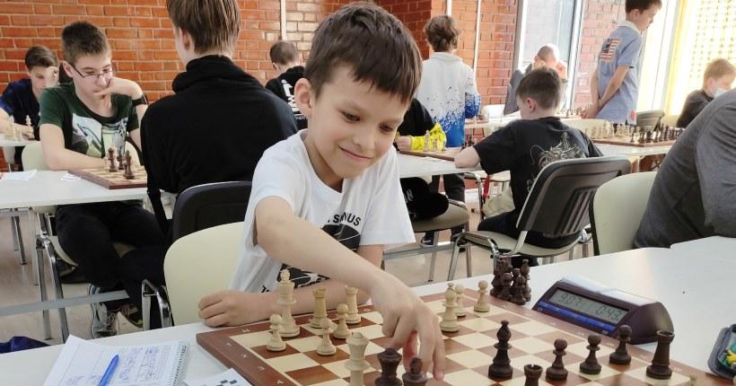 7-летний шахматист из Новосибирска отобрался на первенство Европы