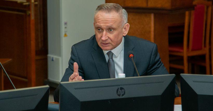 Первый вице-спикер заксобрания Андрей Панфёров поинтересовался у мэрии Новосибирска, что будет с Военным городком