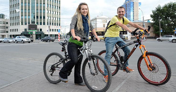 В Новосибирской области пассажиры пригородных электричек смогут бесплатно провозить велосипеды